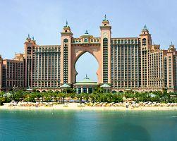 Hotel Atlantis – dominanta poloostrova Palm Jumeirah