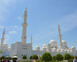 Mešita šejka Zayeda v Abú Dhabí