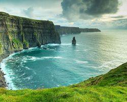 Mohérské útesy v západním Irsku