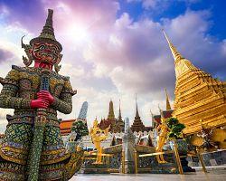 Královský palác a Wat Phra Kaeo