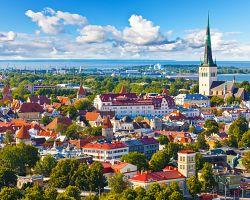 Tallinn je zapsán na světového dědictví UNESCO