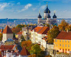 Tallinn – hlavní město Estonska