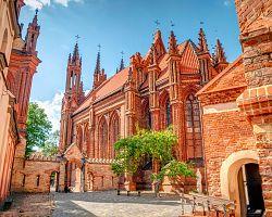 Historické centrum města Vilnius