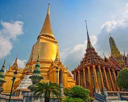 Majestátní Wat Phra Kaeo