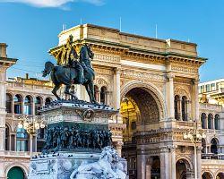 Nákupní galerie Vittorio Eamnnuele