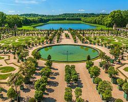 Úchvatná Oranžérie ve Versailles