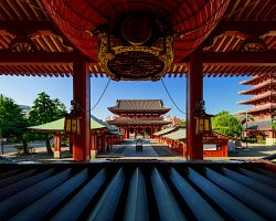 Duchovní centrum Starého města v Tokiu