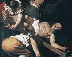 Dílo Caravaggia v bazilice Santa Maria del Popolo