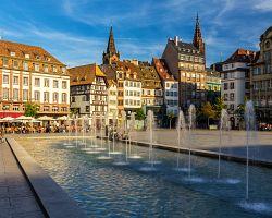 Jedno z nejkrásnějších světových náměstí – Kléber