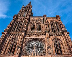 Katedrála Notre-Dame de Strasbourg