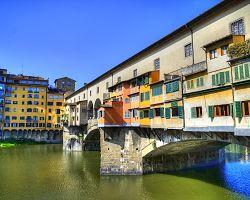 Ponte Vecchio – Most zlatníků ve Florencii