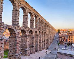 Římský akvadukt v Segovii