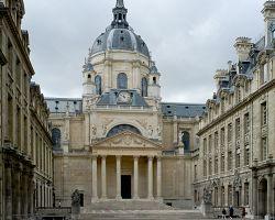 Nejslavnější francouzská univerzita Sorbonna