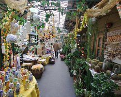 Fantastické trhy v blízkosti katedrály Notre-Dame