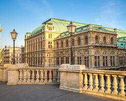 Působivá vídeňská Opera