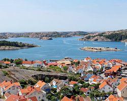 Kouzelná rybářská vesnice Fjallbacka