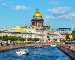 Katedrála svatého Izáka v Petrohradu