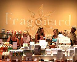 Parfumerie Fragonard v Grasse