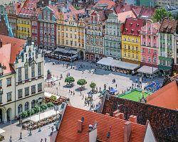 Wroclawský rynek