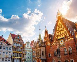 Wroclawská radnice