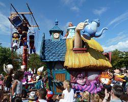 Pohádkový Disneyland uchvátí malé i velké