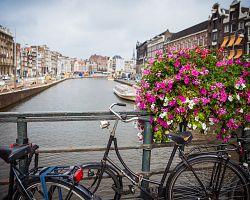 Neodmyslitelná kola v Amsterdamu