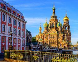 Chrám Vzkříšení Krista na krvi v Petrohradě