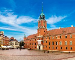 Královský palác ve Varšavě