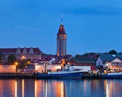 Romantické rybářské městečko Wladyslawowo