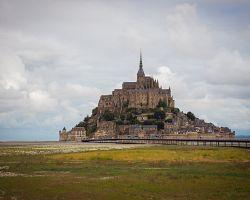Klášter Mont Saint-Michel