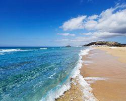 Zlatá pláž v Karpasu