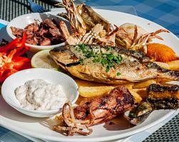 Vynikající kyperská jídla