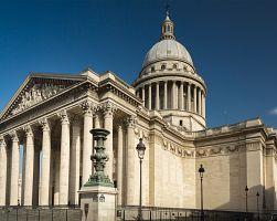Hrobka slavných francouzských osobností Pantheon