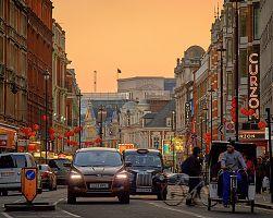 Londýn - ulice města