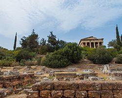 Kolébka demokracie - Řecká Agora