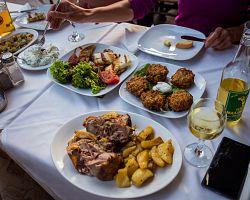 Úžasná řecká gastronomie
