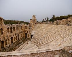 Akropole - symbol města