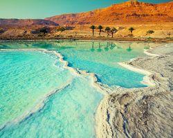 Léčivé účinky Mrtvého moře na vlastní kůži