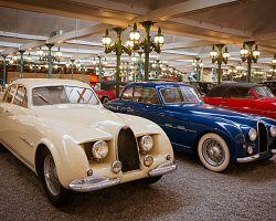Muzeum automobilů v Mylhúzách