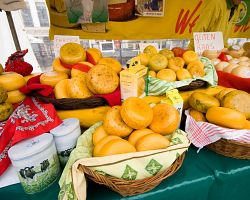 Holandsko je proslavené svými sýry