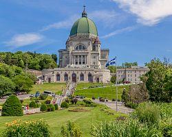 St. Joseph oratoř v Montréalu