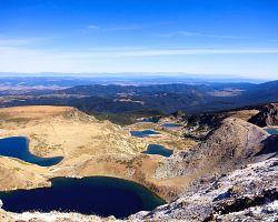 Sedm jezer v Rilském národním parku