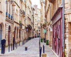 Kouzelné křivolaké uličky v Bordeaux