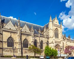 Bazilika Saint Michel v Bordeuax