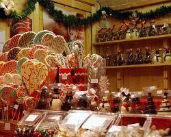 Ochutnejte sladkosti na adventních trzích