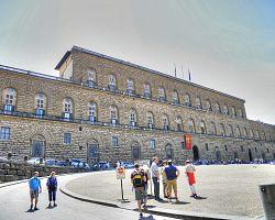Renesanční Palác Pitti