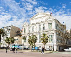 Budova Opery v Nice