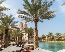 Příjemná procházka po Jumeirah souk