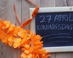 Oranžový den: 27. duben – oslavy králových narozenin