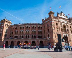 Býčí aréna Las Ventas
